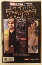 Marvel Star Wars Movie Sampler #1 Free Previews Promo Comic Book - 2015