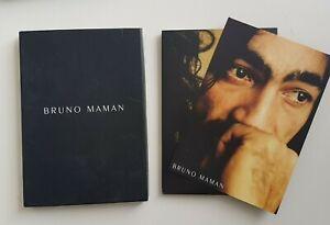 BRUNO MAMAN ╚  BOITE COLLECTOR + DVD + 2 x CD PROMO ╝