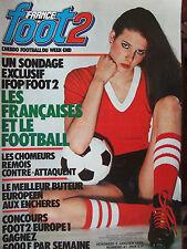 France Foot2 N°41 (5/1/1979) Les françaises et le foot - Les chômeurs rémois