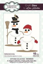 Creative Expressions Cosido Colección Muñeco de nieve cedlh 1008 Lisa Horton muere