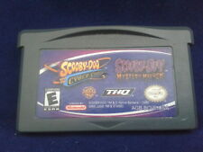 JUEGO GAME BOY ADVANCE SCOOBY DOO CYBER CHASE PAL