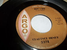 CLARENCE HENRY ARGO 45 EX-NM BUT I DO / JUST MY BABY AND ME
