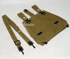 WW2 GERMAN ARMY BREAD BAG WITH SHOULDER STRAP -31986