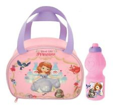 Disney Sofia The First - Lunch Bag & Drink Bottle - *BRAND NEW*