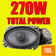 "VW Polo Golf MK2 Rear Hatch Speakers JBL  4x6"" Oval Car Speaker Speakers Pair"