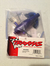 Traxxas Nitro 4-Tec Blue Anodized Aluminum Tuned Pipe / Header w/ Hardware 4486