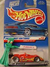 2000 #11 FE Hot Wheels FERRARI 333 SP #71 sq ∞ red ∞First Editions