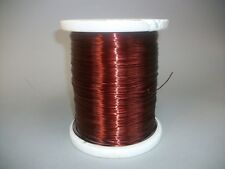 Jet Wire &  Electronics Magnet Wire 19 Gauge Enameled Copper 2750ft.- NOS