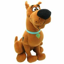 Soft Toy Scooby Doo Dog Sitting 37cm Original Top Quality! Large! New Soft