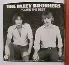2 Paley Brothers Promo 45s 45 Record