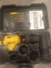 Dewalt chipping dust extraction system Dwh053