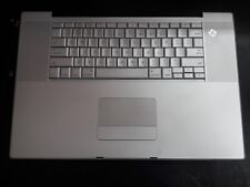 "MacBook Pro 17"" A1229 Top Case for Mid & Late 2007 2.4 2.6 GHz Apple 620-3980-05"
