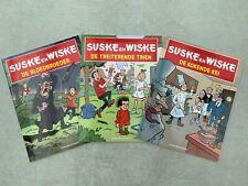 3 NIEUWE albums uit de reeks: Suske en Wiske in het kort ! - Deel 2