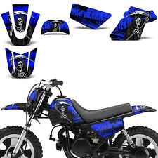 Decal Graphic kit for Yamaha PW 50 Dirt Bike MX Motocross Deco PW50 90-07 REAP U