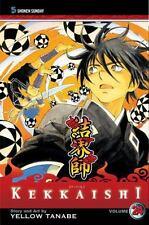 Kekkaishi, Vol. 24, Tanabe, Yellow, Good Condition, Book