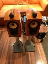 B&w Bowers & Wilkins 805 Nautilus (N) incl. ORIGINALE fs-n805 stands (come nuovo)