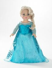 New Madame Alexander ~ Elsa ~ 18 inch Doll ~ From  Disney Frozen