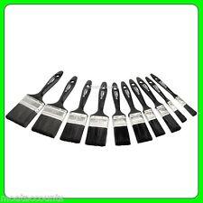 Pack of 10 Paint Brushes [29301] Draper Redline