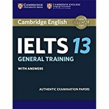 Cambridge IELTS 13 General Training Student's Book with Answers... 9781108450553