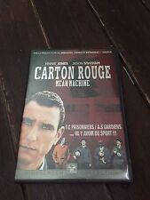 DVD - Carton Rouge Kean Machine  Vinnie Jones, Jason Statham - D1