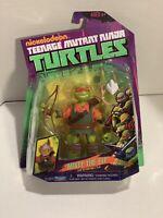 """Teenage Mutant Ninja Turtles """"Mikey the Elf"""" Nickelodeon TMNT 2014 Playmates NEW"""