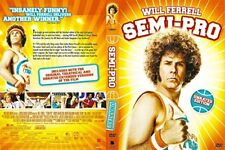 Semi-Pro [Unrated Edition] Will Ferrell - 1 Disc - DVD  *NEW*