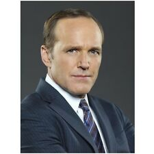 Agents of S.H.I.E.L.D. Clark Gregg as Agent Coulson Head Shot 8 x 10 Inch Photo
