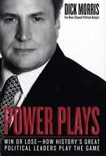 Power Plays: Win or Lose--How History's Great Political Leaders Play the Game b