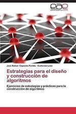 Estrategias para el diseño y construcción de algoritmos: Ejercicios de estrategi