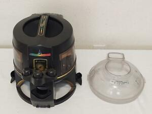 Rainbow Vacuum E2 Type 12 Replacement 2-Speed Motor and Basin