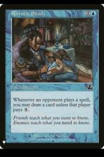MTG Rhystic Study 1x (Mystery Booster Fresh Pull) Mint Play set Available