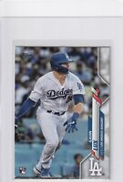 2020 TOPPS SERIES ONE RC GAVIN LUX LOS ANGELES DODGERS ROOKIE - B7675