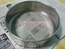 Small 6.5 inches diameter Stainless Baking Kitchen Sifter Strainer