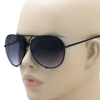 New Aviator Sunglasses Vintage Lens Men Women Fashion Retro Gold Silver Frame