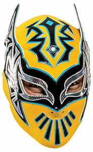 Wrestling WWE Sin Cara Pappmaske - hochwertiger Glanzkarton mit Augenlöcher
