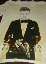 Justin Timberlake The 20/20 Experience T-shirt Sz S Vip