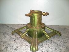 Vintage Germany DGRM Art Deco Cast Iron Christmas  Tree  or Flag Stand - 70