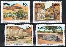 South-West Africa postfris 1988 MNH 621-624 - Natuurverschijnselen