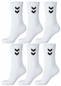 Hummel 6 Paar Sport Socken Größe / Farbe wählbar für Freizeit und Alltag