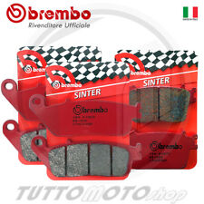 Pastiglie Brembo Sinter Honda Hornet 600 2010 2011 2012 Kit Anteriori Posteriori