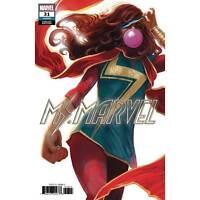Ms Marvel #31 Marvel Comics Hans Variant COVER B