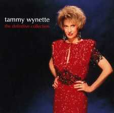 TAMMY WYNETTE - THE DEFINITIVE COLLECTION CD ~ GREATEST HITS / BEST OF *NEW*