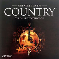 Compilation CD Greatest Ever - Country - Vol.2 - Europe (M/M)