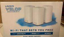 Linksys Velop AC3900 Wireless System - 3 Pieces