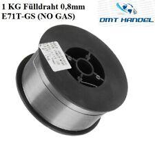 Aluminiumdraht Schweißdraht MIG//MAG 0,8mm//0,5kg Rolle D-100 ALMg5//SI5 Aluminium