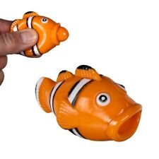 Poisson clown antistress - Jouet pour le bain style nemo - balle, animal pop