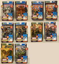 Toy Biz Marvel Legends Apocalypse Series 2005 MIP Complete