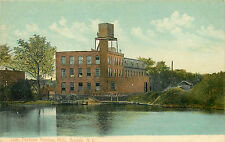 ARCADE NY FASHION KNITTING MILLS POSTCARD P/C