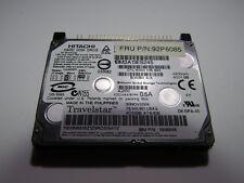 """♻ 💽 DEFECTUOSO-Hitachi DK13FA-40B 40 GB 2.5 in (approx. 6.35 cm) Disco Duro HDD IDE 2.5"""" UK vendedor"""
