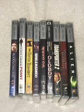 SONY UMD MOVIES BRAND NEW SEALED LOT OF 9